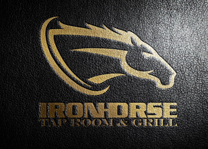 Leather-Stamping-IRON-HORSE
